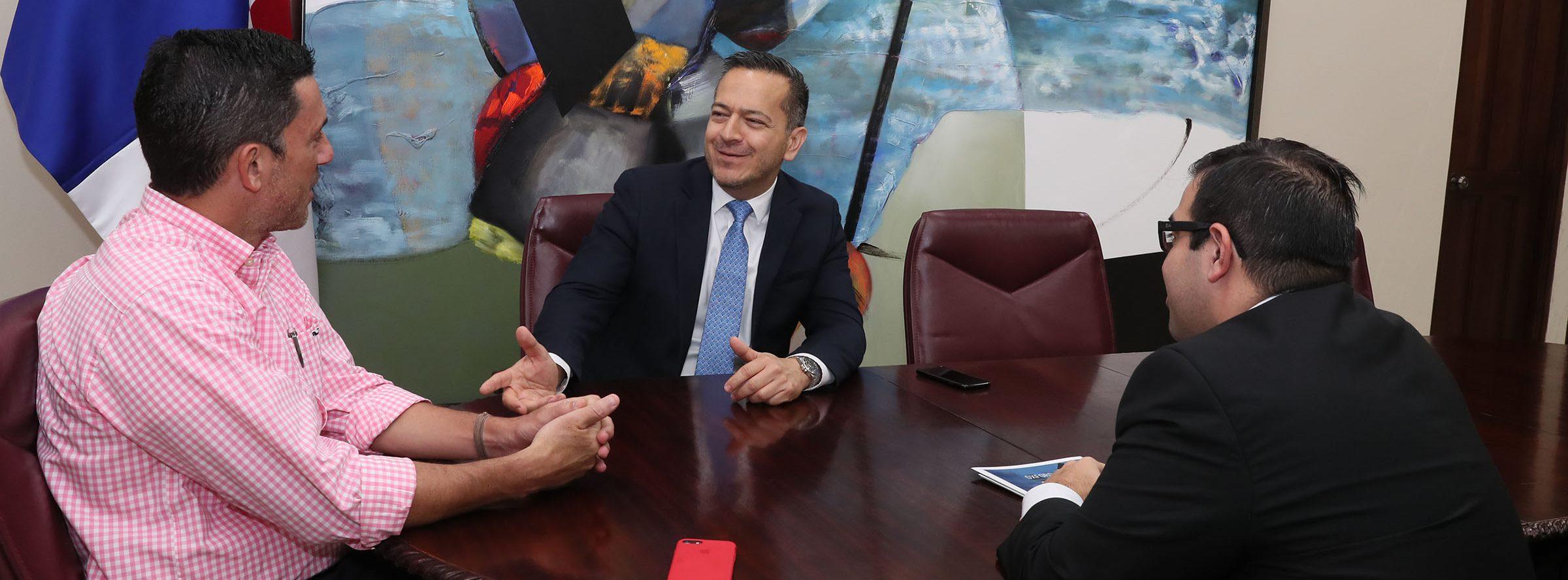 Panamá e IATA comparten posiciones sobre la industria del transporte aéreo