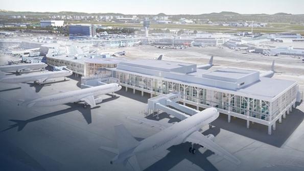 Aeropuerto de Vancouver mejora certificación de ACI por reducción de CO2