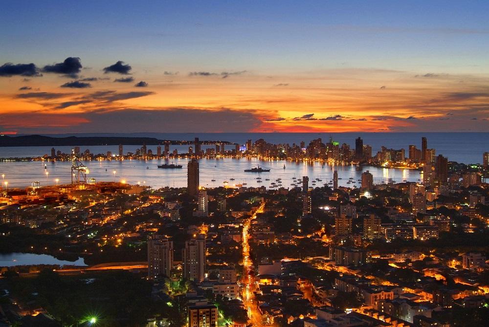 Turismo internacional en Colombia creció 3,4% hasta julio