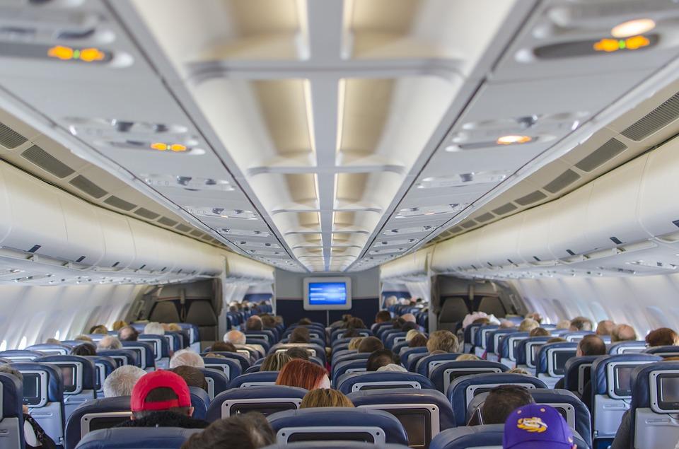 ¿Pasa frío o calor en el avión? Ya hay una aplicación para eso