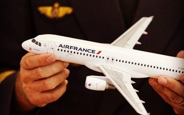 Sindicatos de Air France convocan a huelga del 23 al 26 de junio