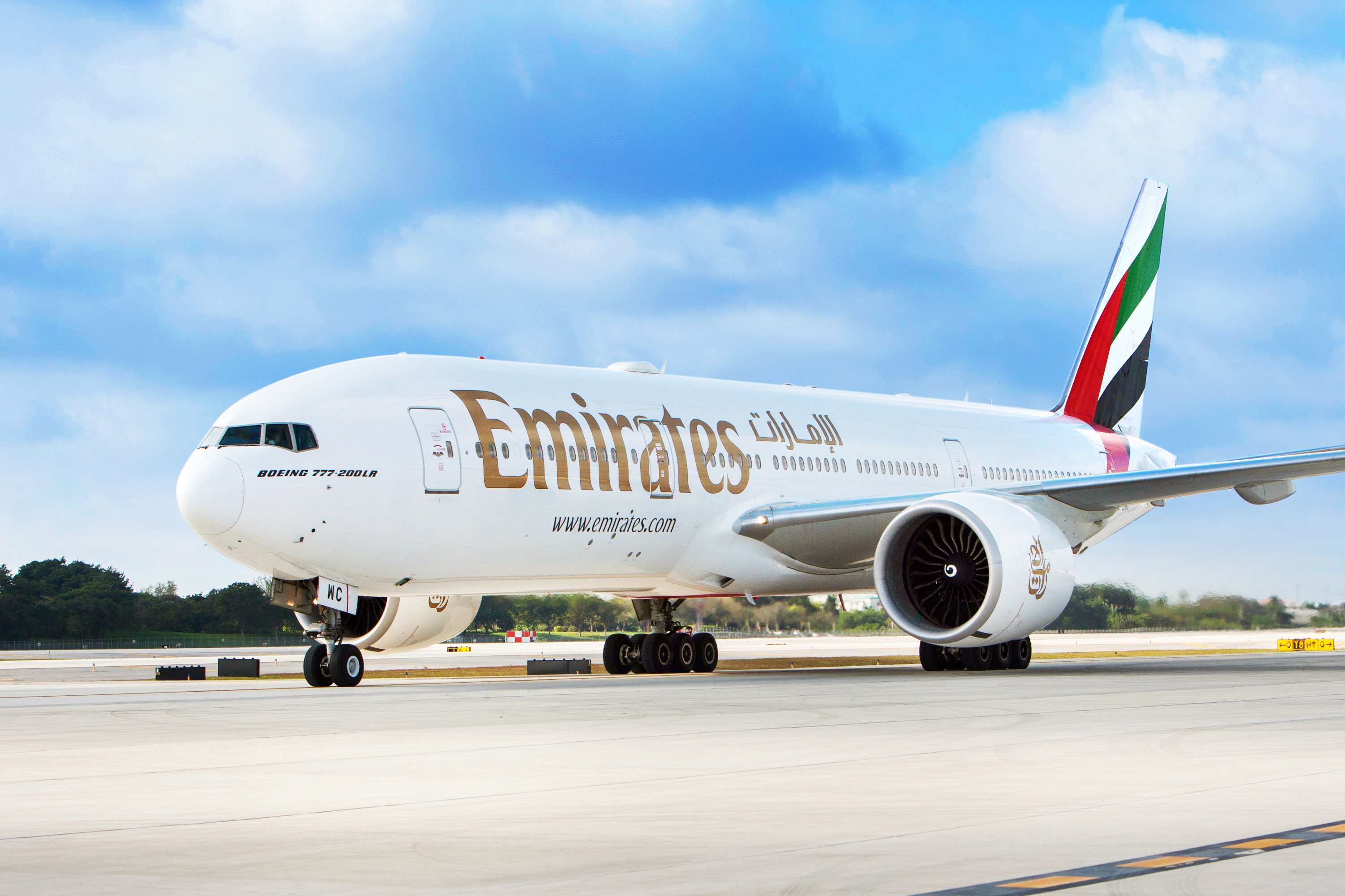 Emirates secures rights to daily Mexico City service