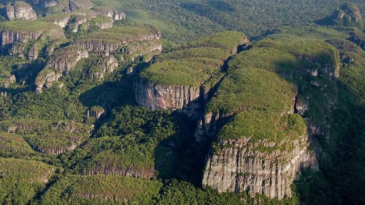 Parque Chiribiquete de Colombia nombrado Patrimonio de la Humanidad por Unesco