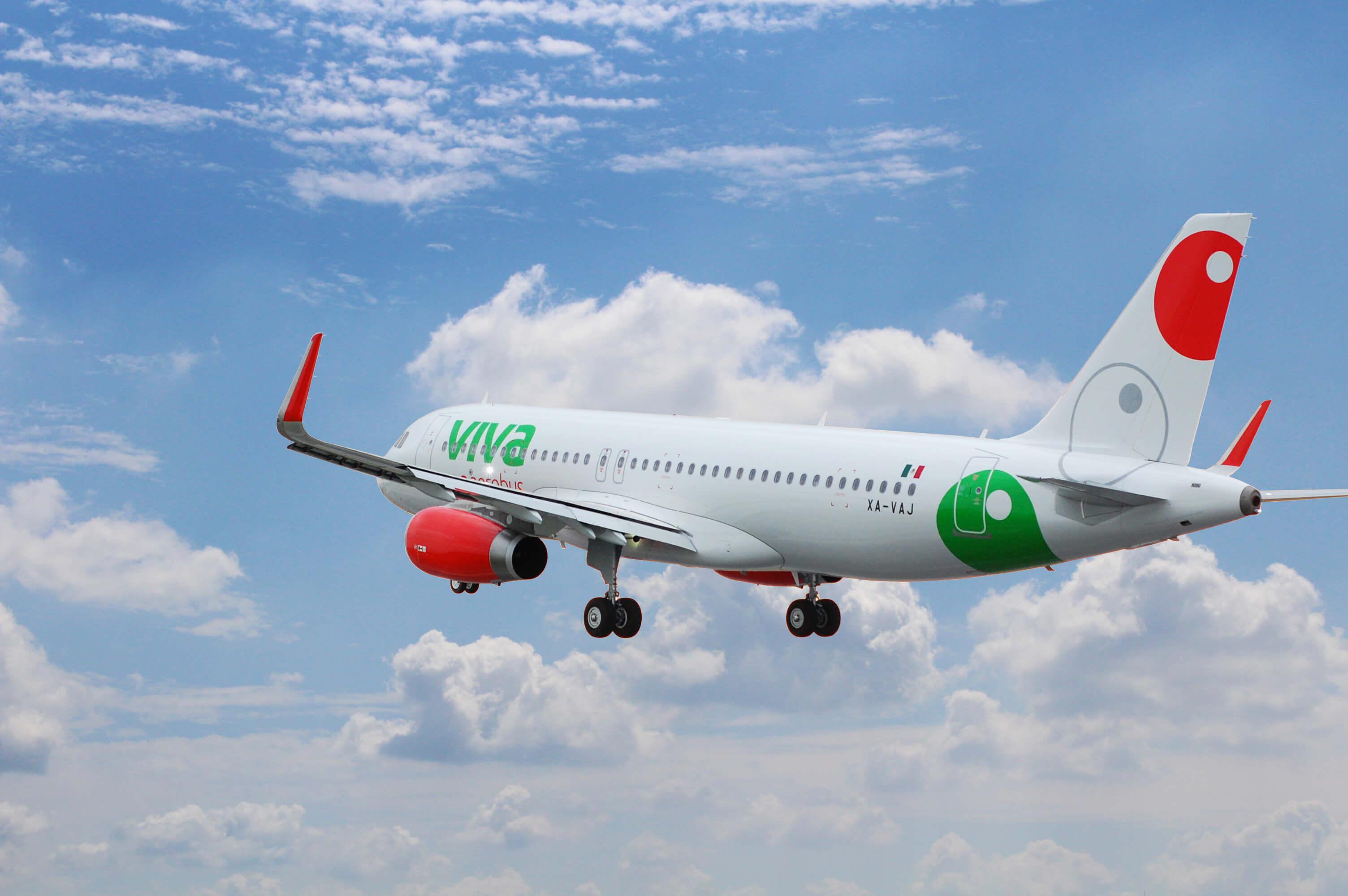Grupo Viva Aerobus logra un incremento del 42.1% en su utilidad operativa en el segundo trimestre del 2019