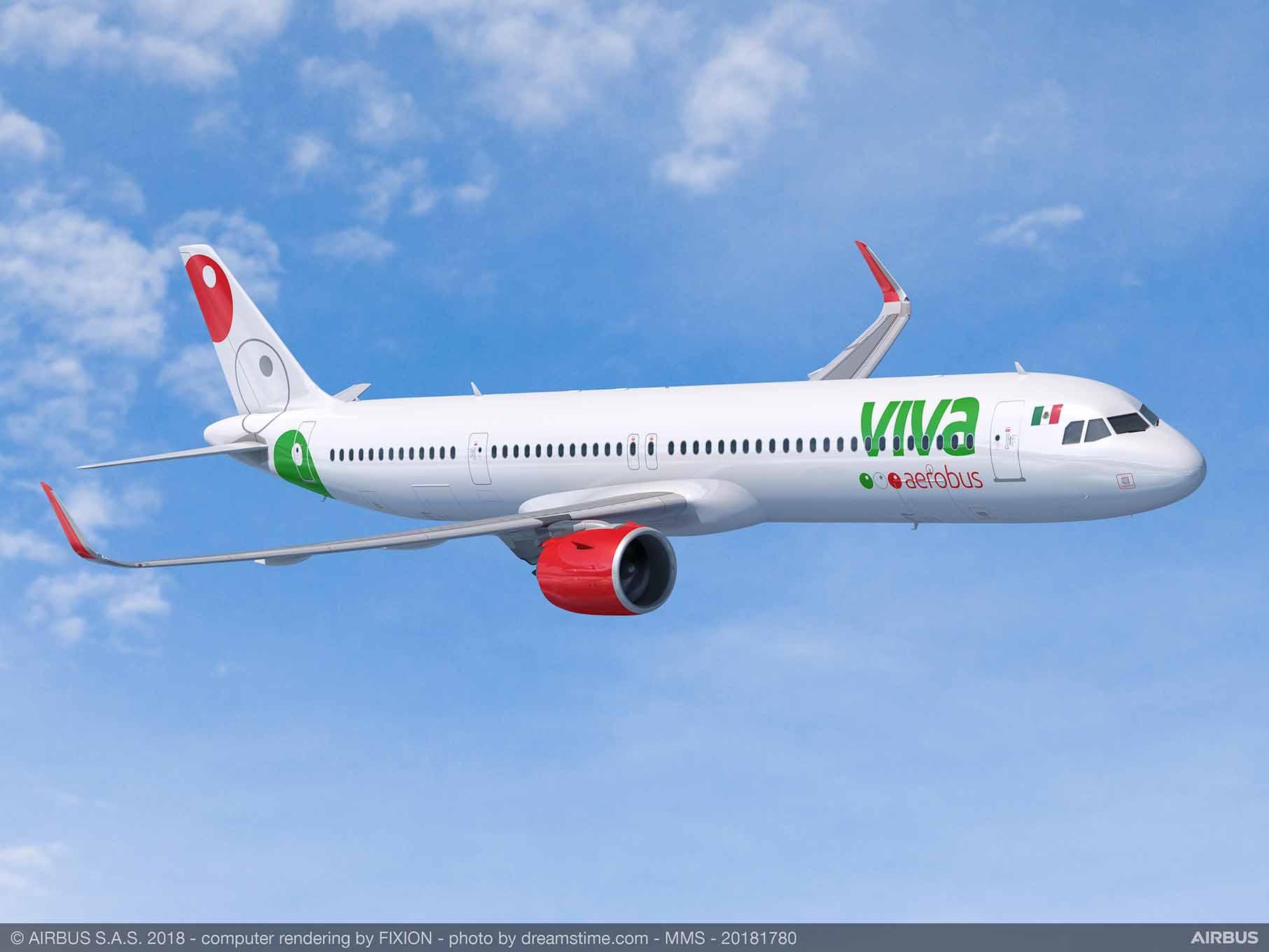 Viva Aerobus aumenta frecuencias de ruta Puebla-Tuxtla