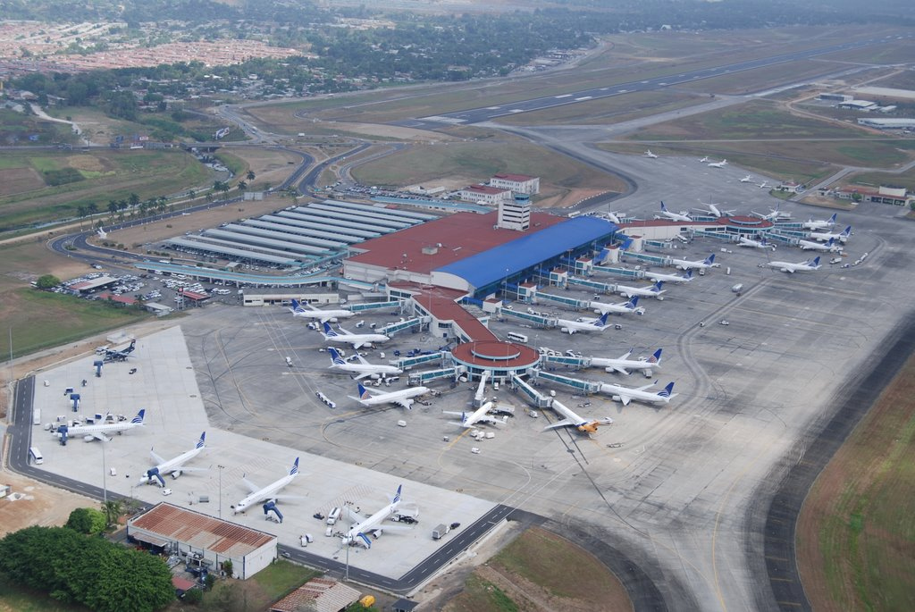 Panama City Tocumen aims for terminal opening in January