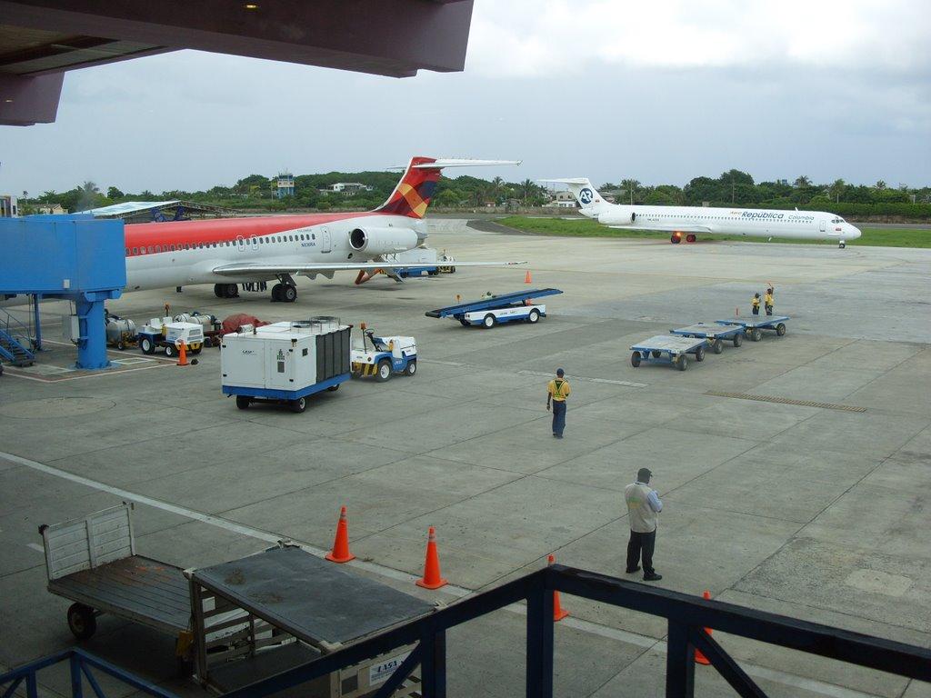 Colombia: San Andrés cumplirá el sueño de tener un aeropuerto de talla mundial