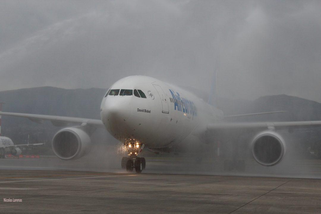 Air Europa realiza operação inédita com B787 entre Madri e Salvador