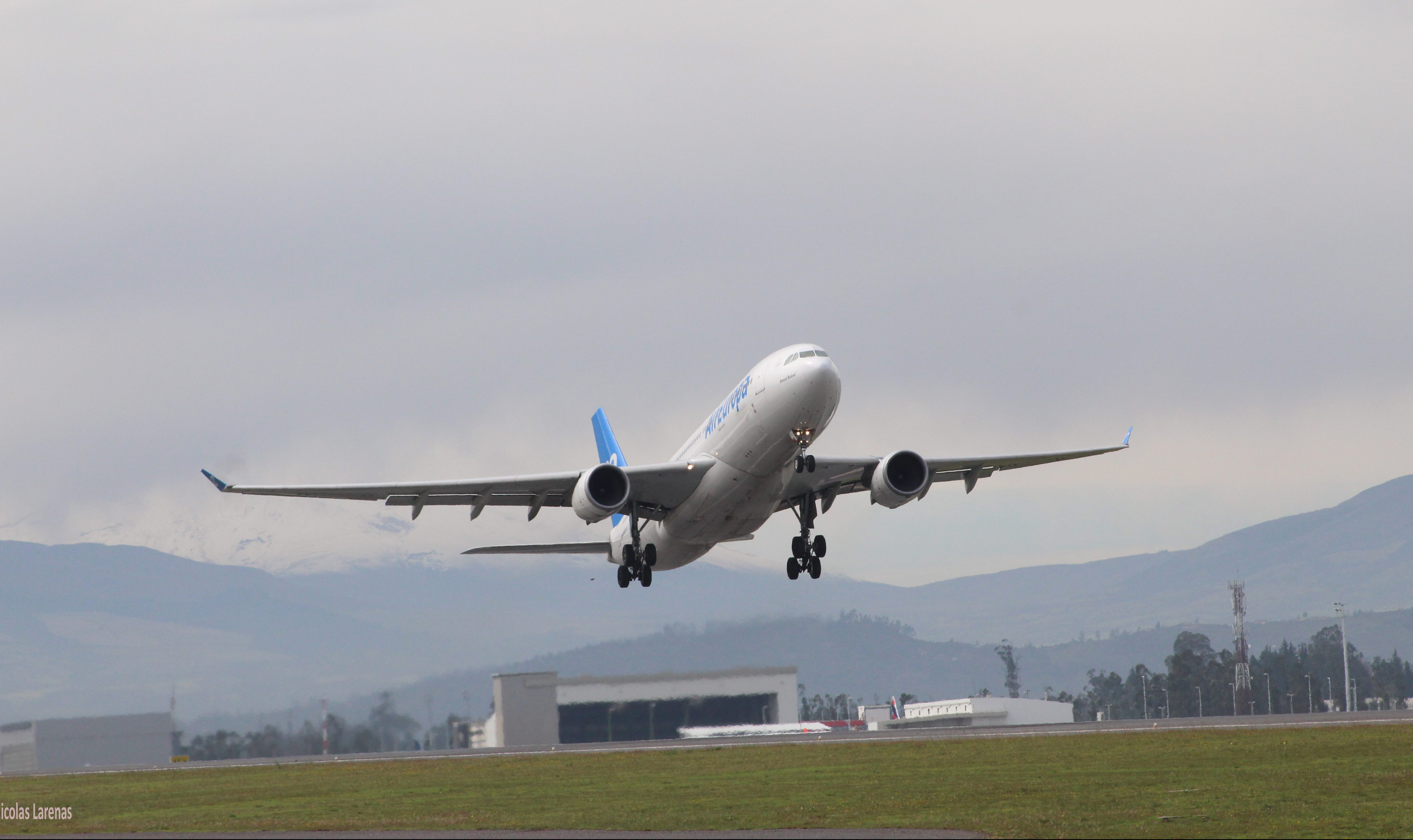 Air Europa duplica vuelos en Honduras y demuestra la confianza en el país: Emilio Silvestri