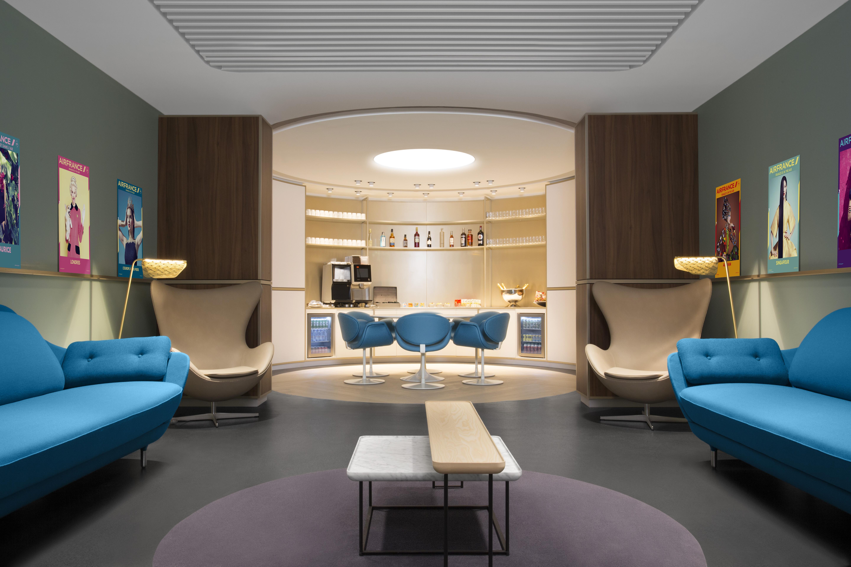Una nueva sala VIP Business de Air Franceen el aeropuerto de París-Charles de Gaulle