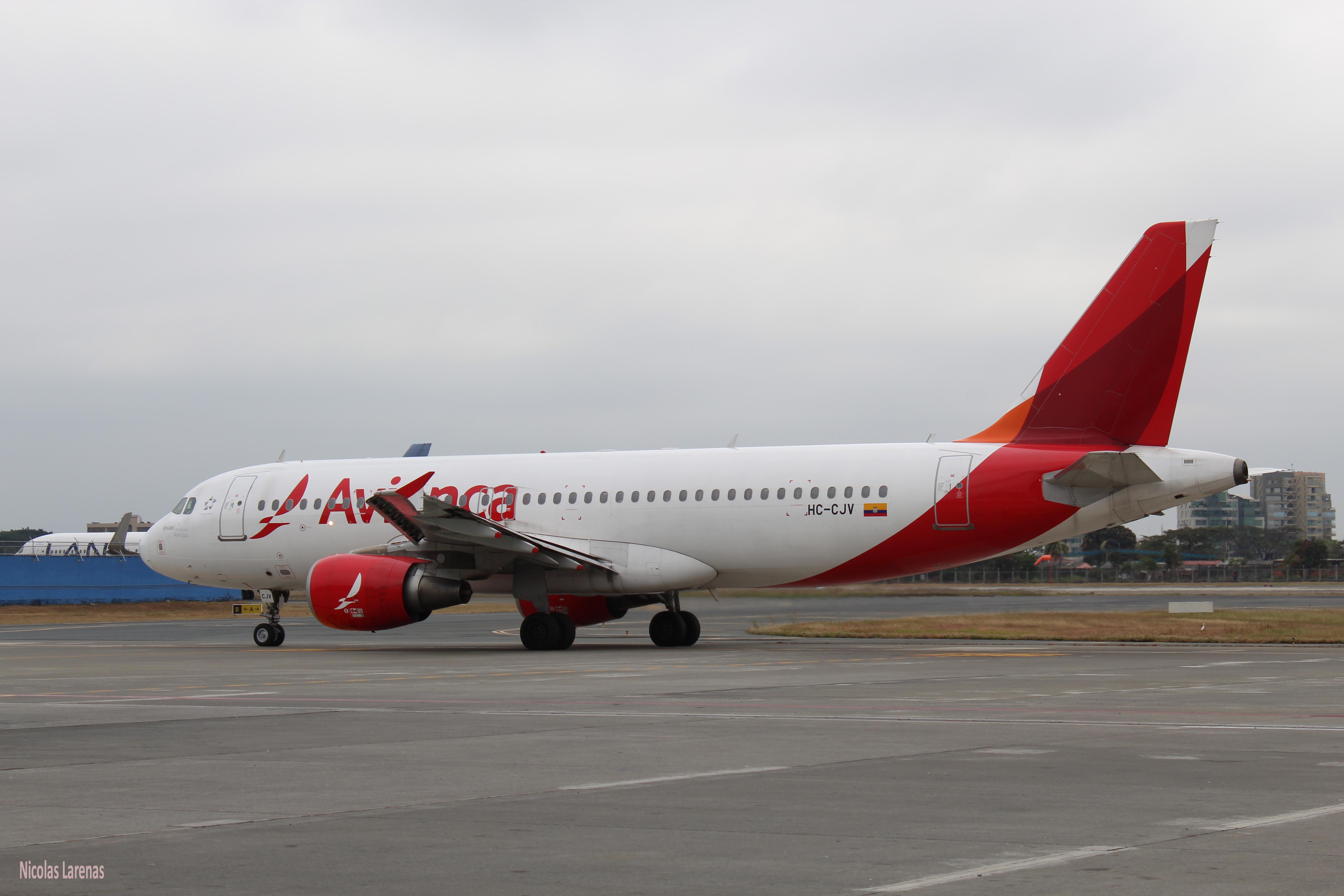Avianca suspende los vuelos domésticos en Honduras