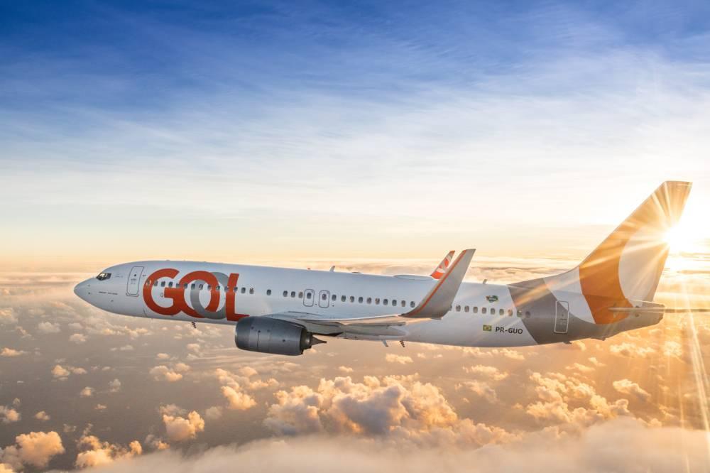 GOL Linhas Aéreas volará entre San Pablo y Bariloche