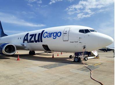 Aerolínea Azul alcanza acuerdo con Mercado Libre para entregas en Brasil