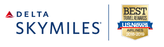 Delta SkyMiles selected again as a Best Travel Rewards Program by U.S. News