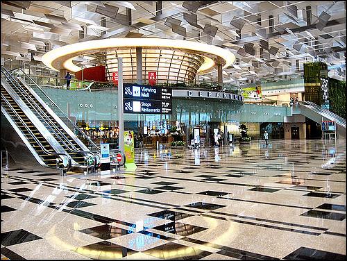 Los aeropuertos asiáticos dominan el ránking de los mejores