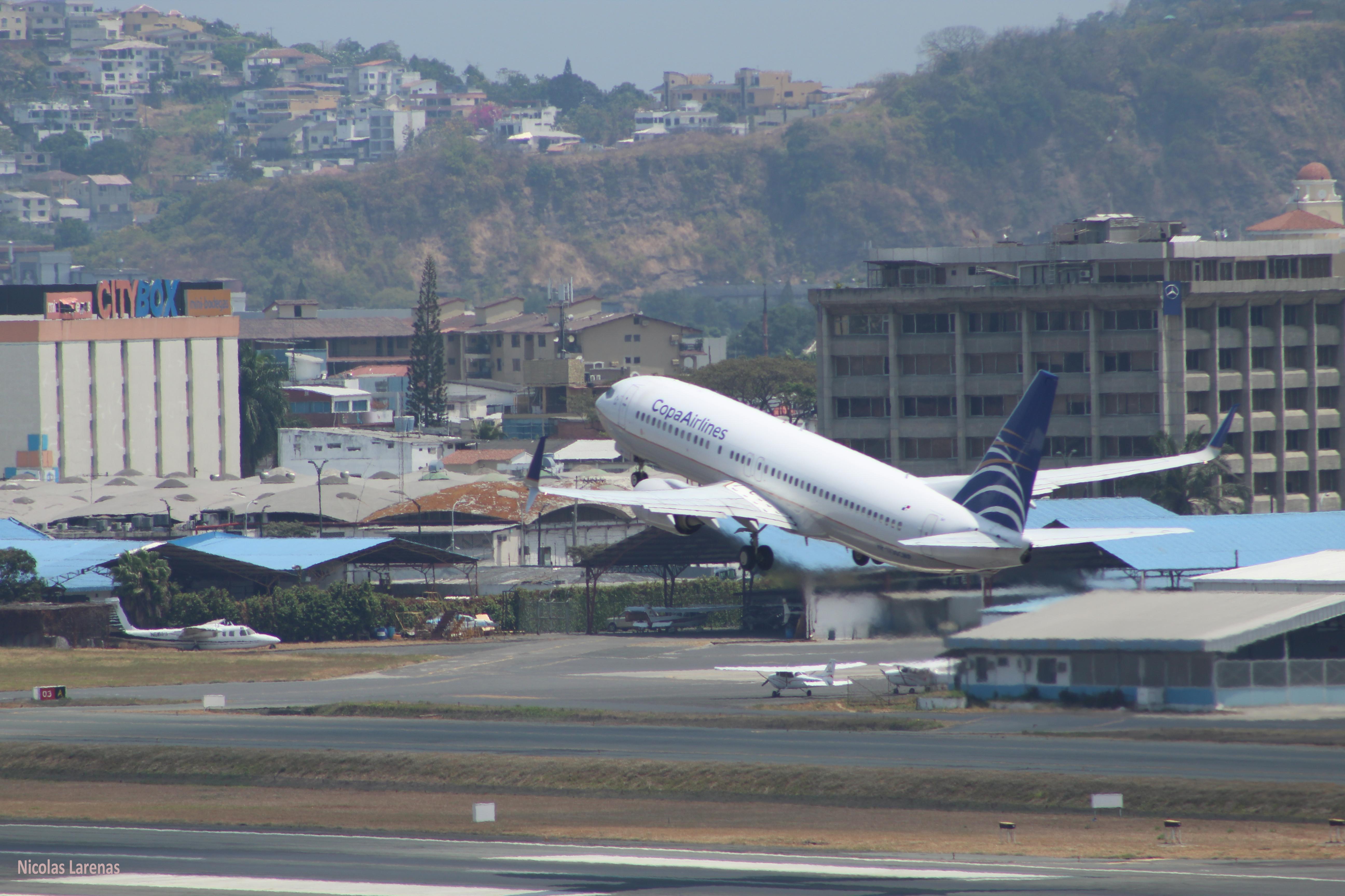 Copa altera horário do voo que liga Porto Alegre ao Panamá