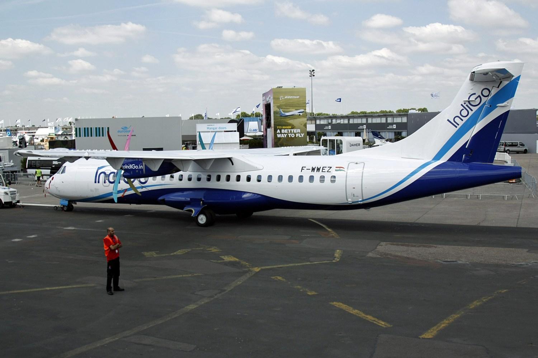 ATR entrega la unidad 1.000 del ATR 72, que lidera las ventas de aviones regionales