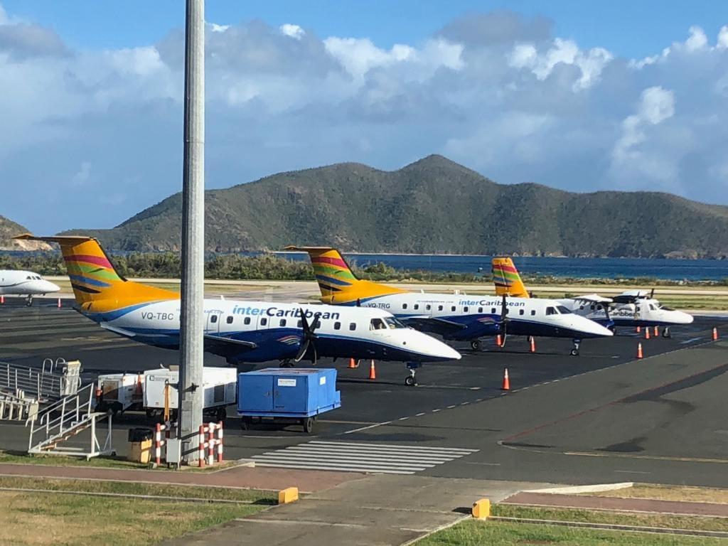 Aerolínea Intercaribbean programa en julio la ruta Santiago (Rep. Dominicana) – Tórtola