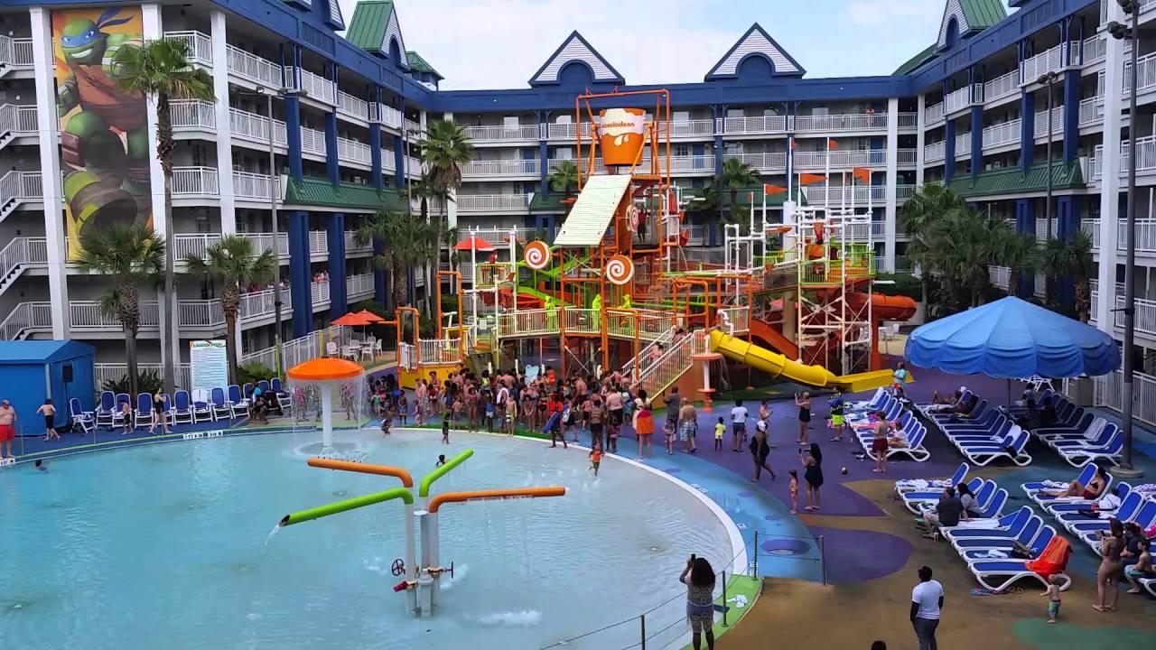 Nickelodeon Hotel & Resorts, Punta Cana, Rep. Dominicana lidera ranking global de resorts ideales para familias