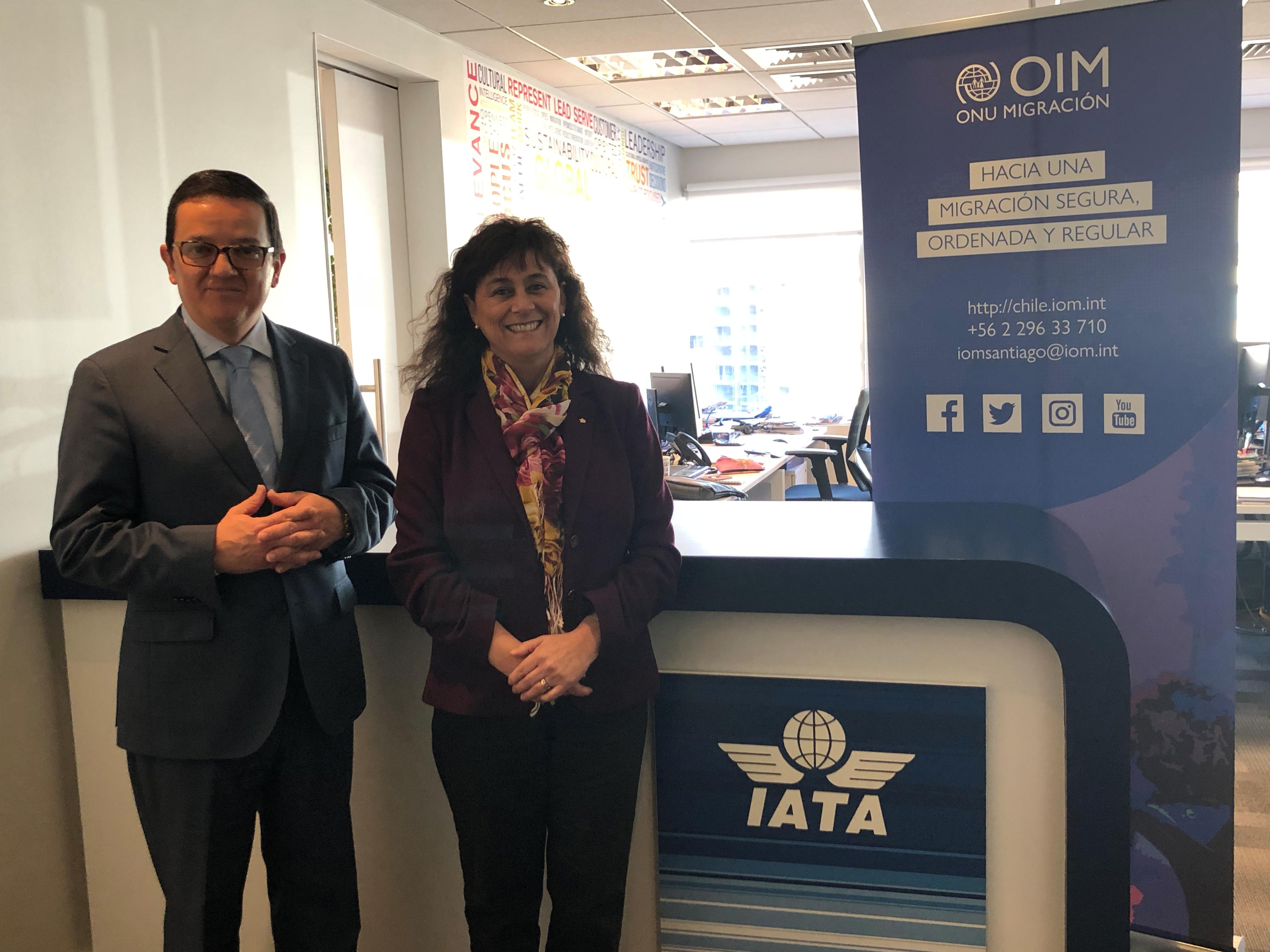 Lucha Contra la Trata de Personas: IATA y OIM trabajan en conjunto para crear conciencia