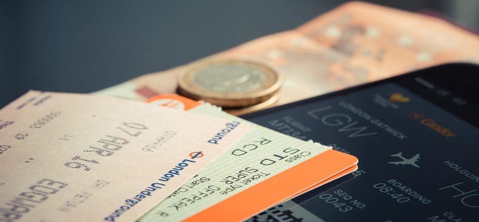 Qué significan esos códigos de la tarjeta de embarque