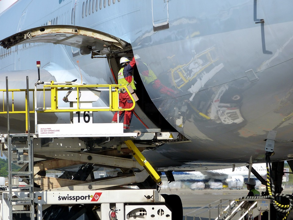 Moderate Air Freight Growth Continues In July