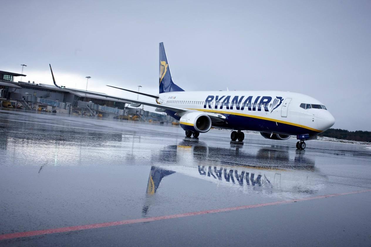 Crecimiento modesto para Ryanair en 2019 en España