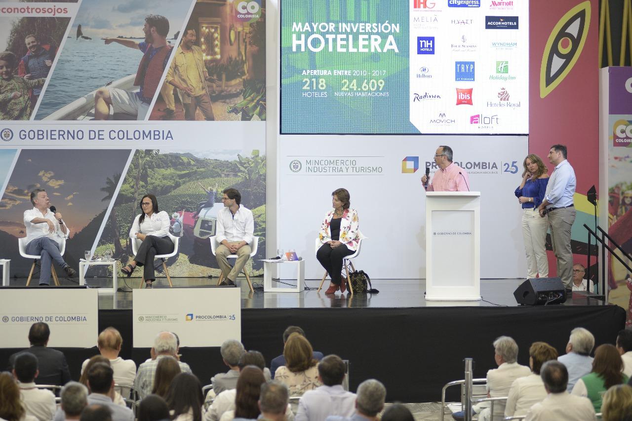Colombia: Inversión turística en Santander asciende a $53.878 millones