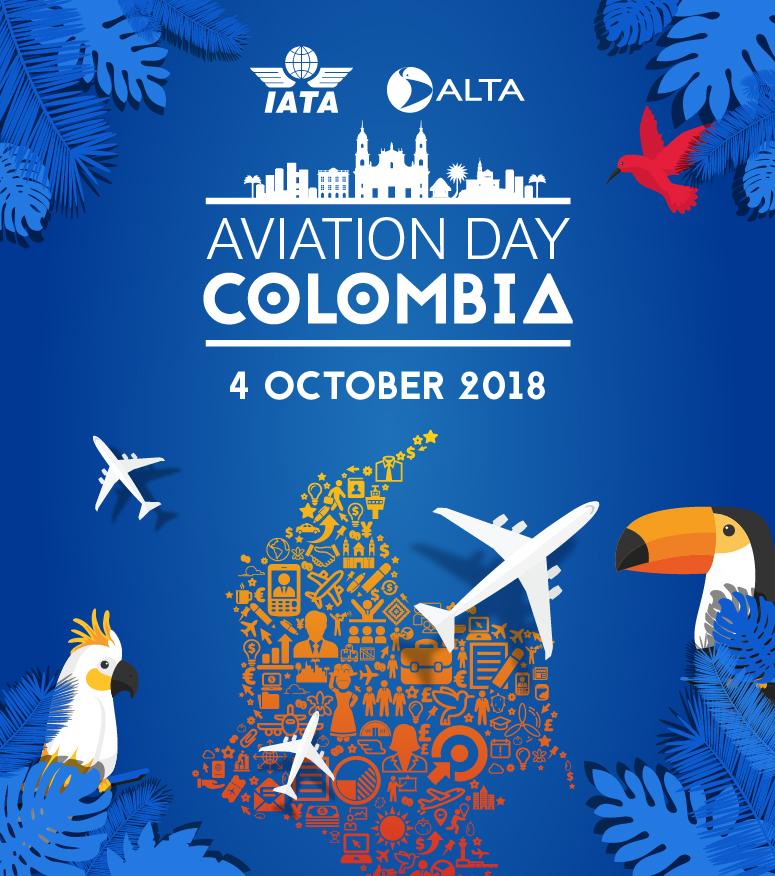 Un nuevo Aviation Day aterrizará en Colombia en Octubre