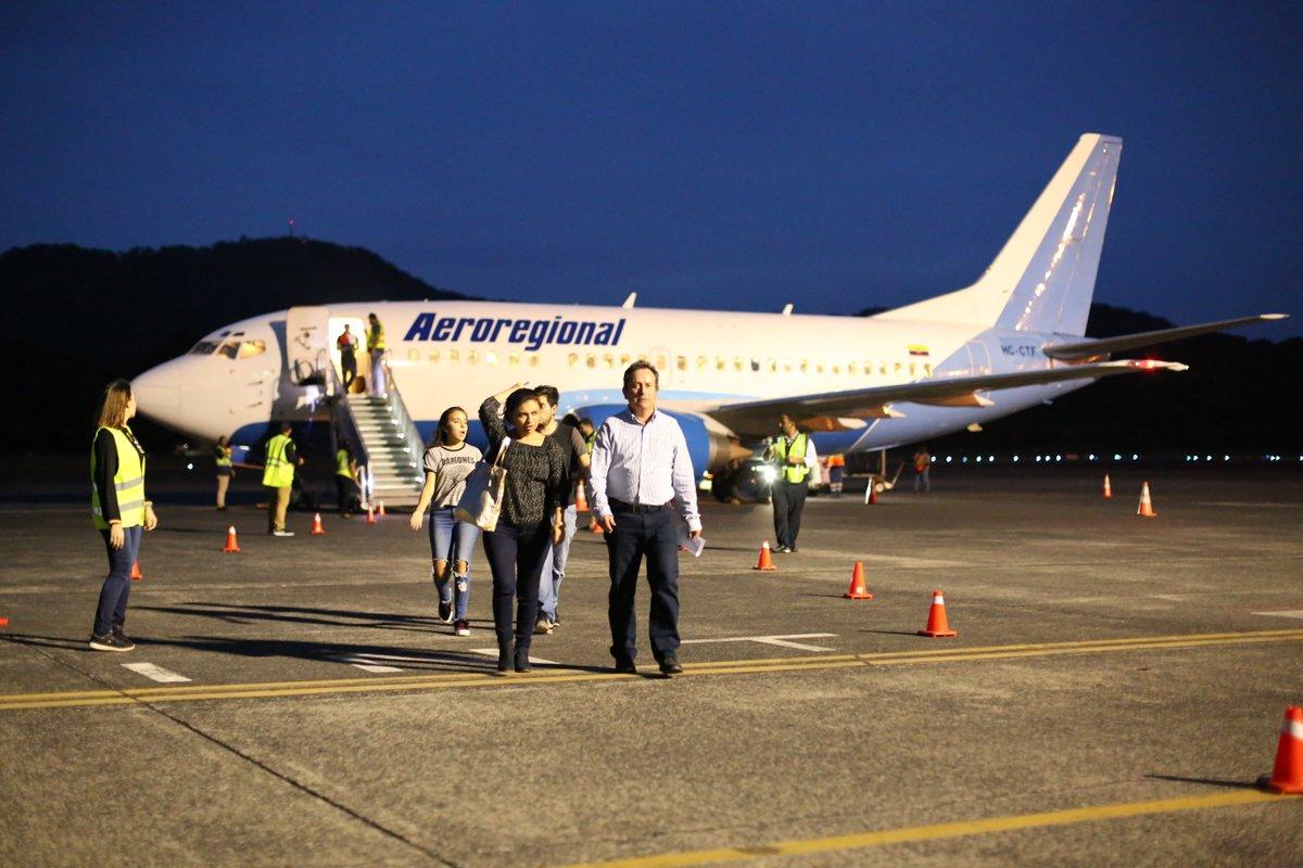 Desde el 7 de octubre Aeroregional volará a Santa Rosa