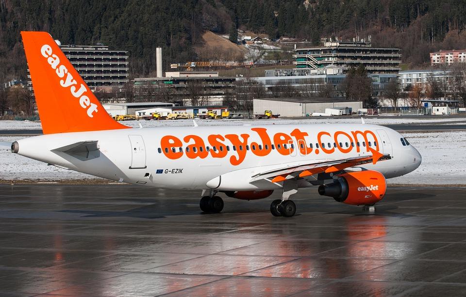 EasyJet transportó 22,2 millones de pasajeros en el último trimestre de 2019