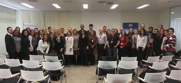 Grupo de Prevención de Fraude ALTA-IATA-ABEAR de Brasil se reunió en Sao Paulo