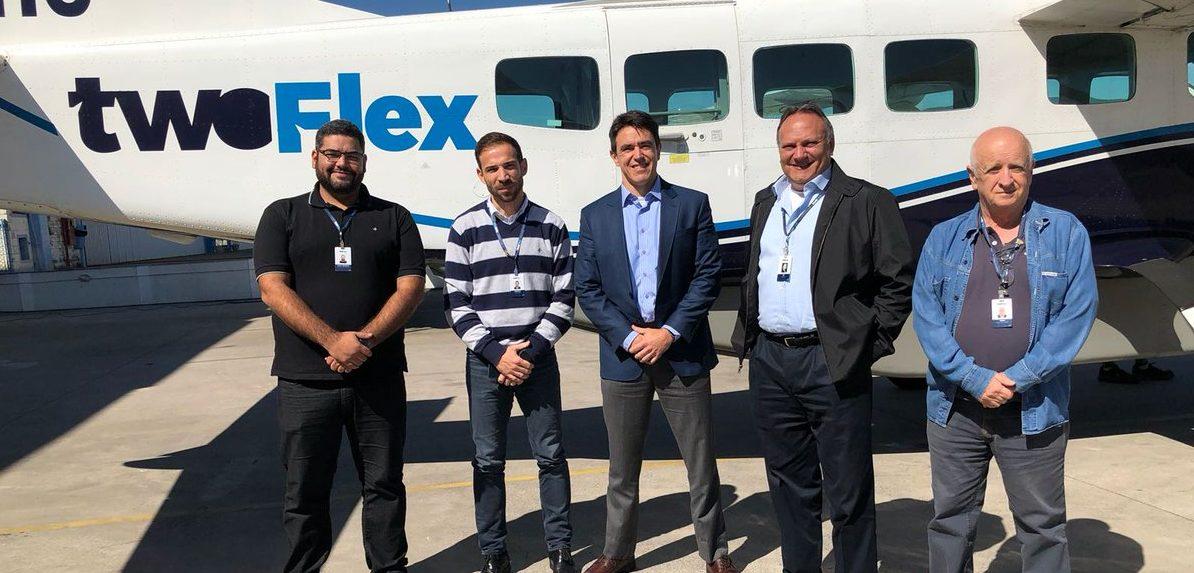 TwoFlex primera aerolínea en formar parte del programa de entrenamiento conjunto entre ALTA y IATA