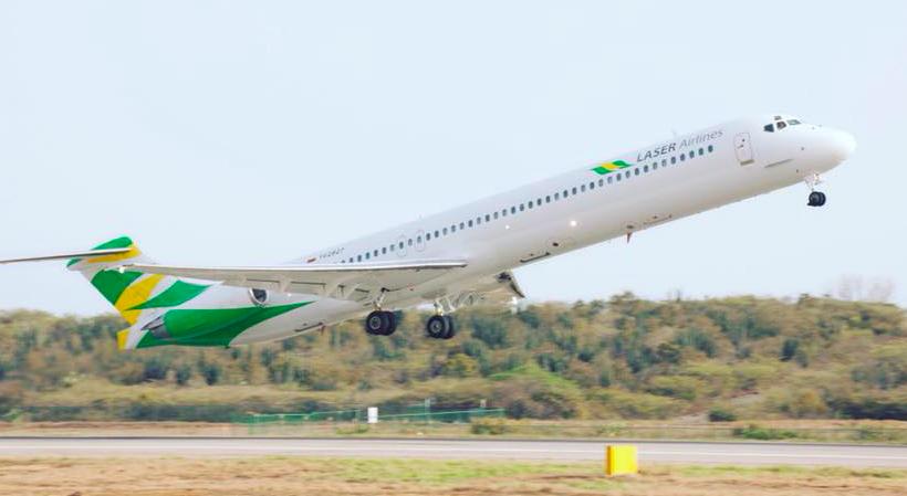 La Aerolínea LASER AIRLINES anuncia vuelo diario entre Bogotá y Caracas