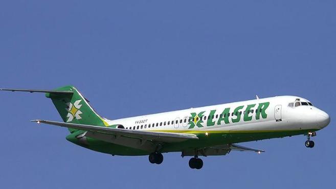 La aerolínea venezolana Laser volará a Guayaquil desde el 17 de diciembre