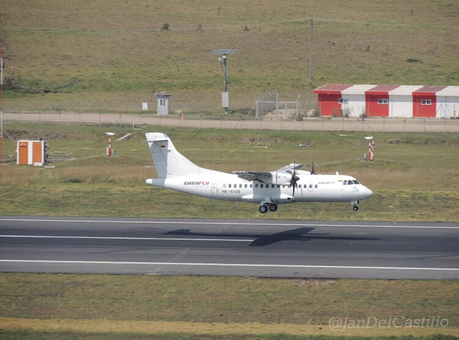 Colombia: Piloto Bucaramanga – Cúcuta moverá 192 pasajeros a diario