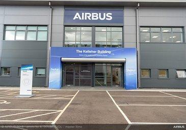 Airbus eleva su beneficio neto un 141% en el primer semestre del año