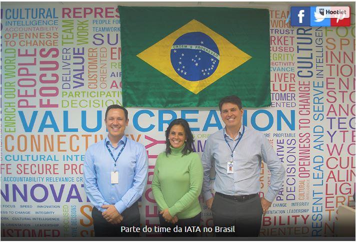 IATA Brasil: muito mais que códigos, um trabalho para a aviação nacional decolar