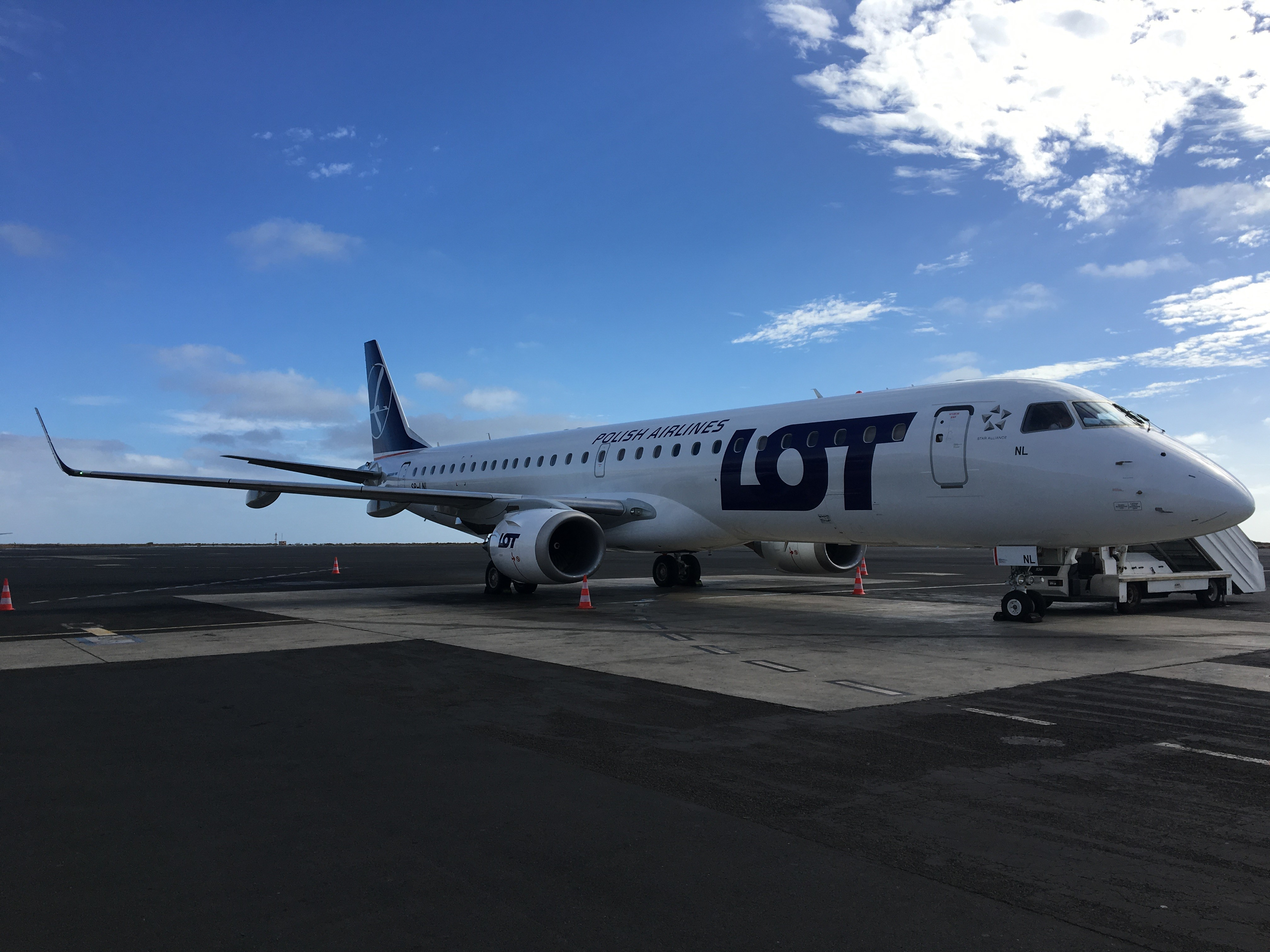 Aerolínea polaca LOT Polish operará vuelo charter a Puerto Plata