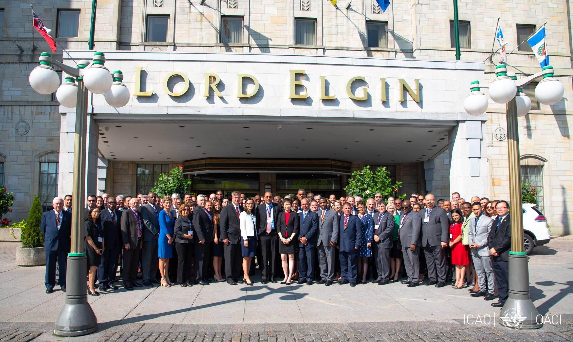 Reunión de Directores de Aviación Civil del Caribe, Centroamérica y Norteamérica