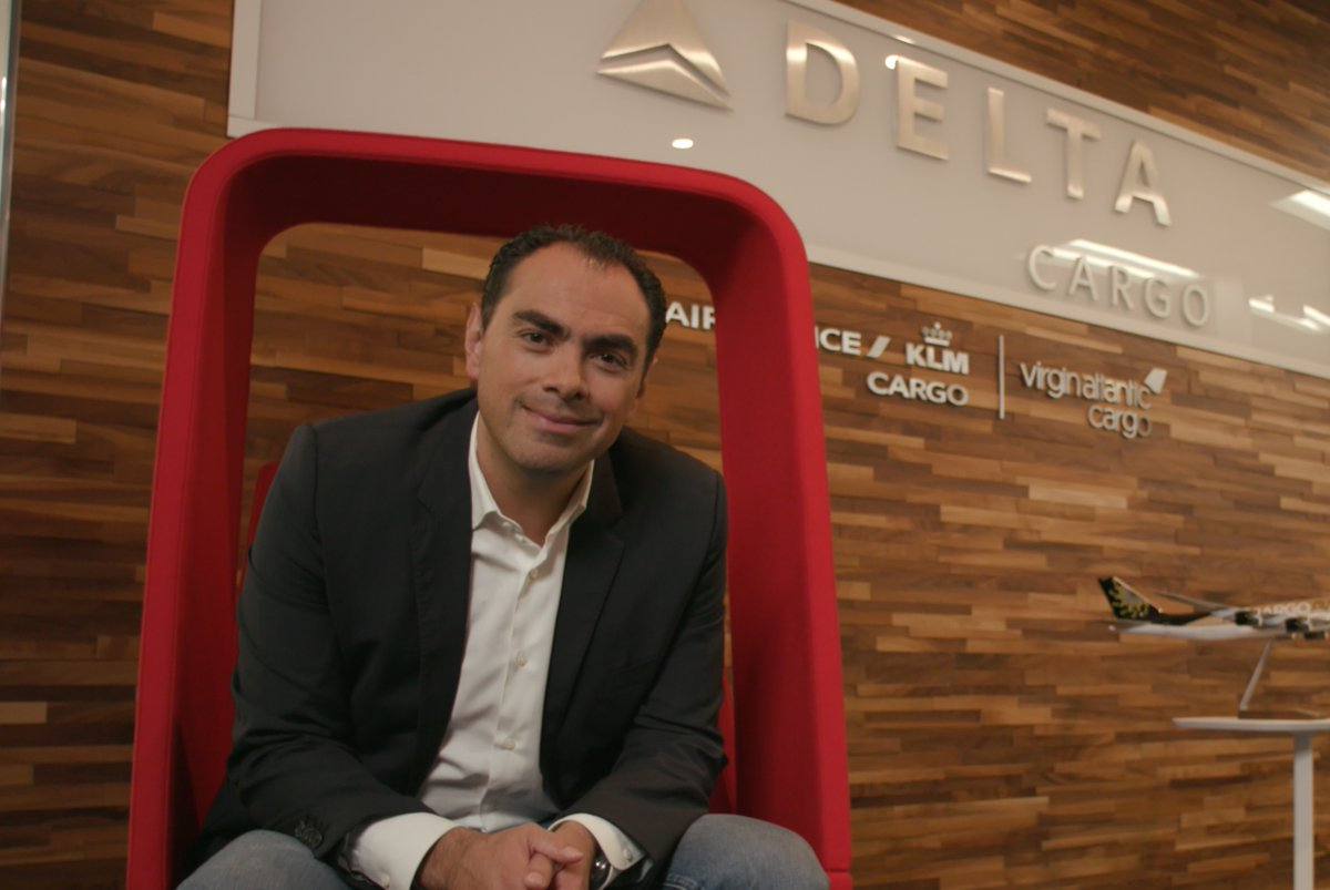 Rafael Figueroa is new manging director of cargo operations at Delta