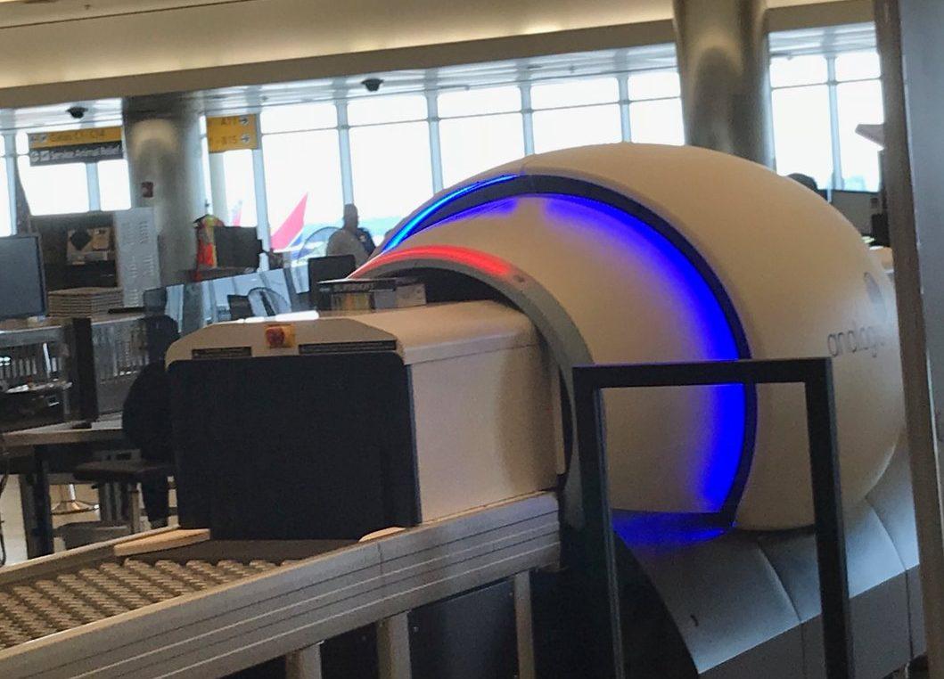 Prueban un nuevo escáner de seguridad 3D en los aeropuertos de Estados Unidos