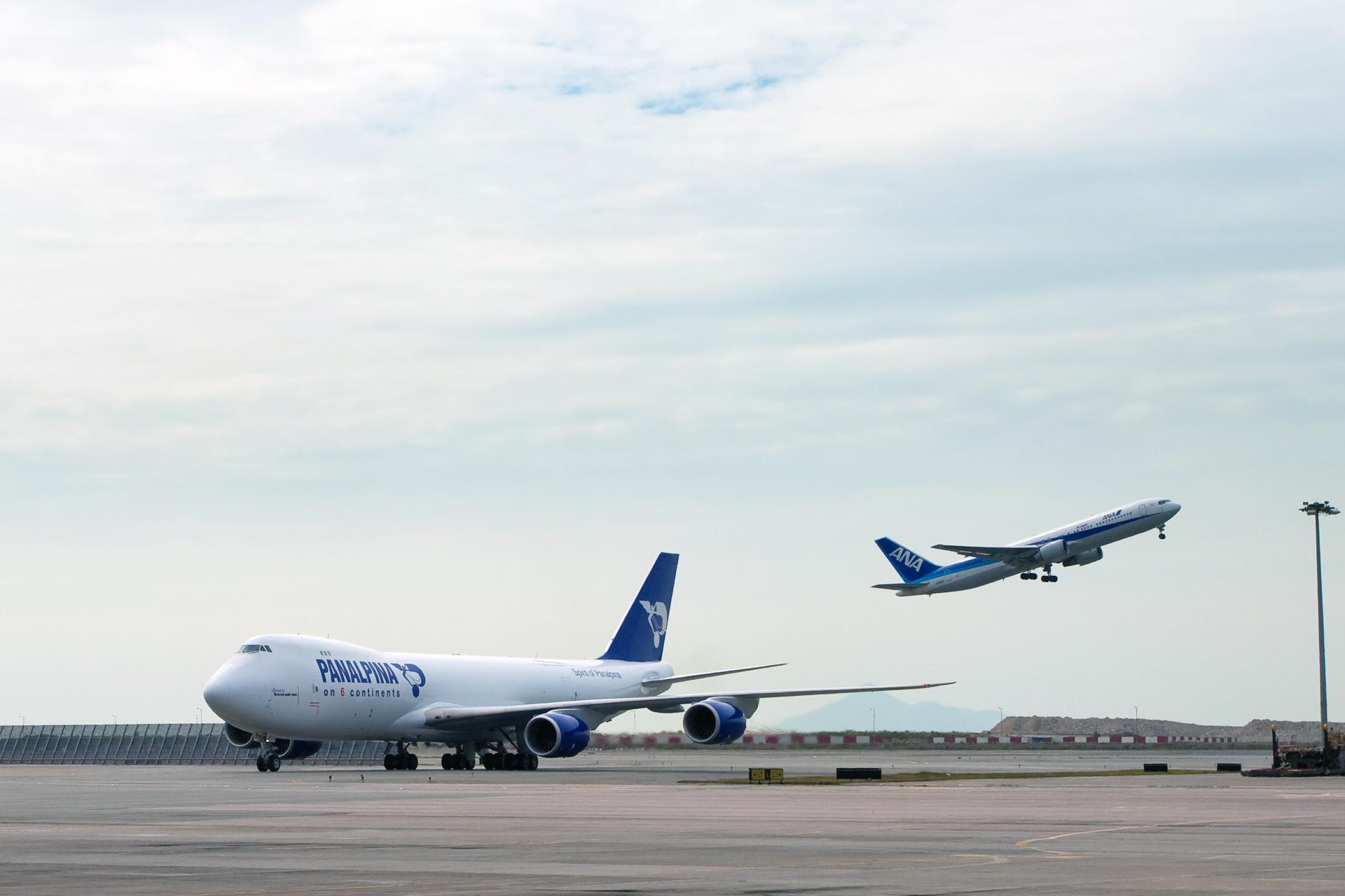 Panalpina anuncia retomada do serviço de transporte aéreo doméstico