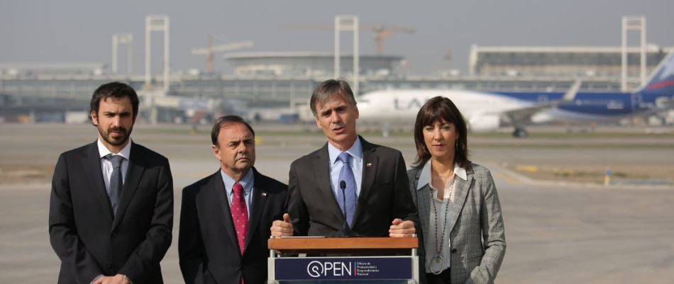 IATA celebra reducción de tasas de embarque en vuelos nacionales e internacionales en Chile