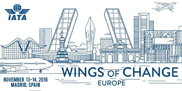 IATA prepará primera versión de Wings of Change en Europa
