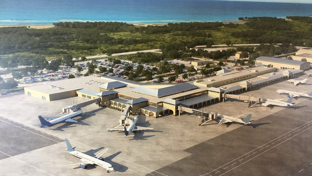 St Croix Eyes Major Airport Expansion, Modernization