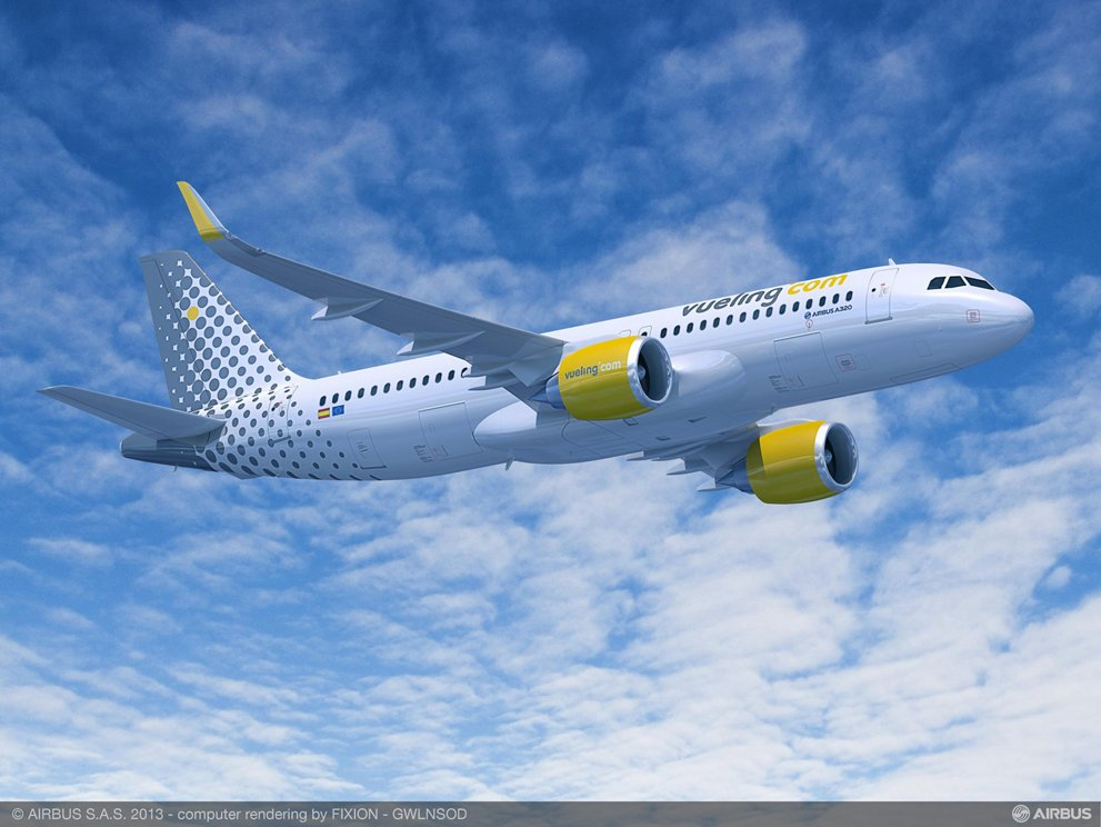 Vueling operará en código compartido con American Airlines para potenciar la conectividad en Europa