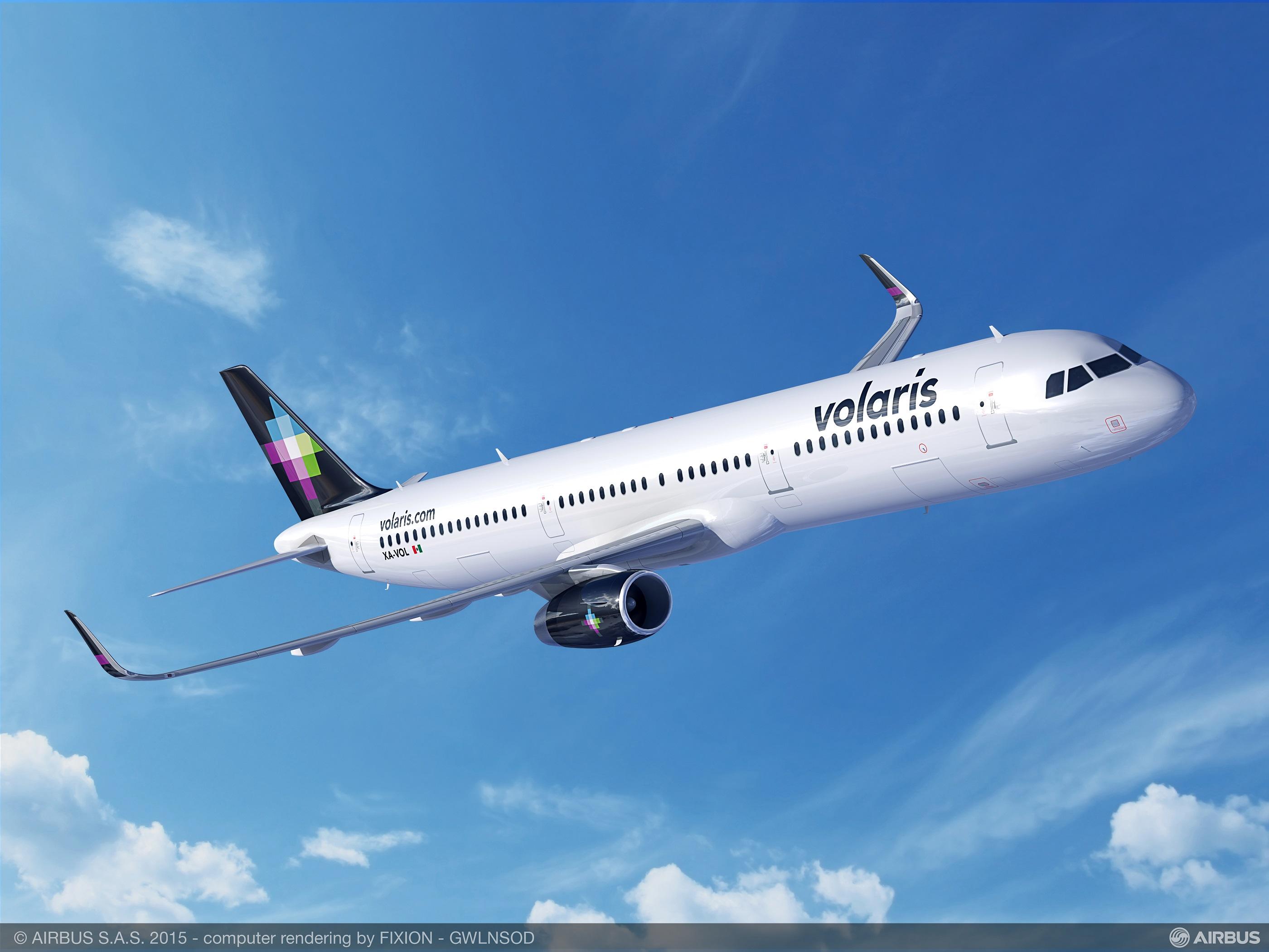 México: Más de mil 400 pasajeros moverá la ruta de Volaris mensualmente