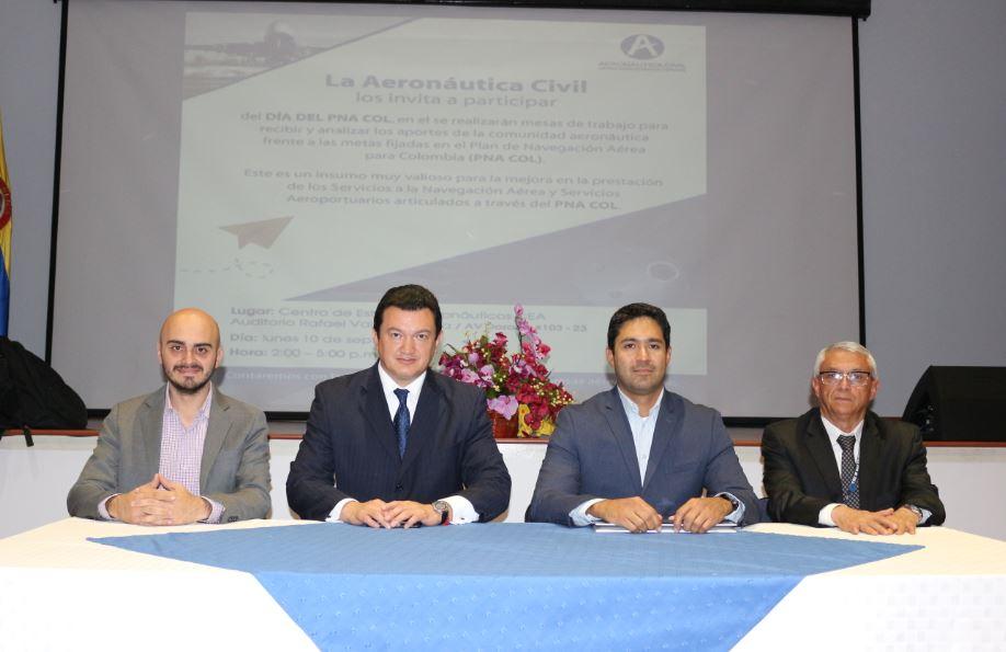 IATA participó en reunión sobre Plan de Navegación Aérea en Colombia
