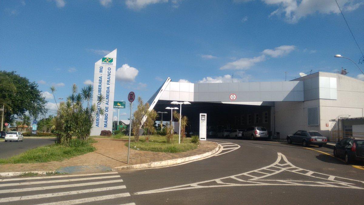 Aeroporto de Uberaba passa a ter voo da Azul direto para Porto Seguro